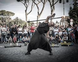 Pamali Festival 2015 - Lucignolo e il Fuoco - 06