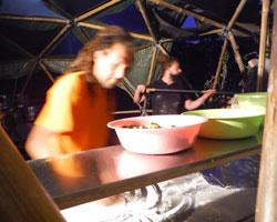 Pamali Festival 2015 - Grande Successo per le Biopizze