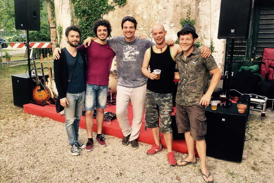 Pamali Festival 2017 - Alberto Visentin & The Cocco's Nuts - 03